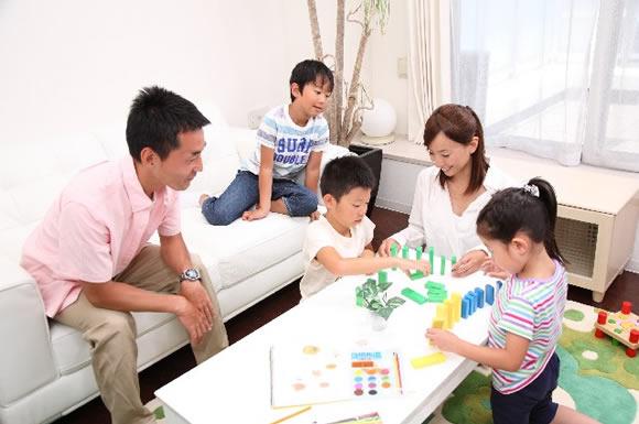 家族で楽しめる動画いっぱい!家族団らんにVODを活用する人が急増?!